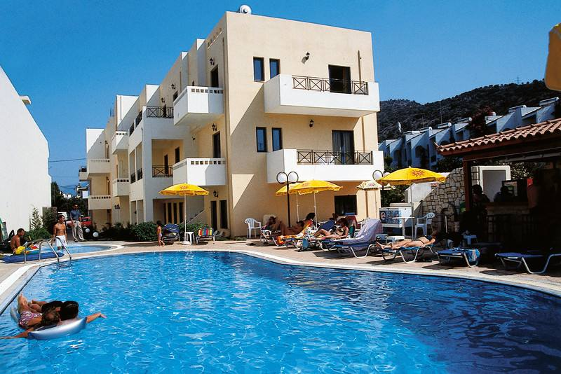 Appartementen Melina - Stalis - Heraklion Kreta